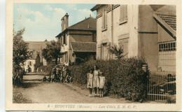 -55 - MEUSE - ECOUVIEZ - Les Cités S.N.C.F. - Sonstige Gemeinden