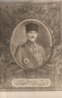 Rare Cpa Personnage Célèbre De Turquie Guerre 14-18 - Türkei