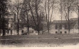 Place De La République-la Banque De France-très Bon état - Louviers