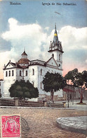 Brazil - MANAUS Manaós - Igreja De Sao Sebastiao - Ed. G. Huebner - Manaus