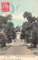 Brazil - BELÉM (Pará) - Estatua De Dom Frei Caetanao Brandao - Ed. Martins & Araujo 19 - Belém