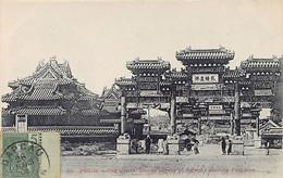 China - BEIJING - The Main Pagoda Of The Tartar City - Publ. P. Dieulefils 22 - China