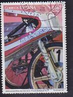 Espagne: Moto Bultaco 50cc YT  4728 - Motorbikes