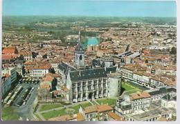 REF 526 CPSM 16 ANGOULEME Vue Aérienne - Angouleme