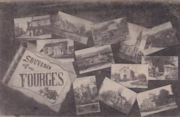 CPA SOUVENIR DE FOURGES - Fourges