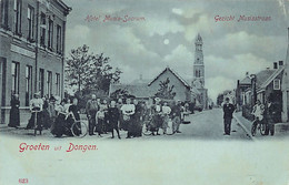 Dongen (NB) Hotel Musis-Sacrum - Gezicht Musisstraat - Other