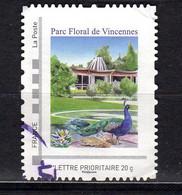 PARC FLORAL DE VINCENNES Mon Timbramoi - Personalisiert (MonTimbraMoi)