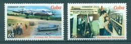 Sale - Cuba 2016 Victims Of Terrorism  (MNH)  - Ships, Aircraft, Ponds, Terrorism - Boten