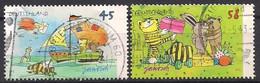 Deutschland  (2013)  Mi.Nr.  2992 + 2993  Gest. / Used  (4gn12) - Gebraucht