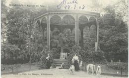 WILLEBROECK - WILLEBROEK : Kiosque Du Parc - Cachet De La Poste 1907 - Willebroek