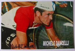 Michele DANCELLI - Signé / Hand Signed / Dédicace Authentique / Autographe - Cycling