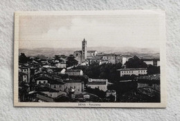 Cartolina Illustrata Siena - Panorama, Non Viaggiata - Siena