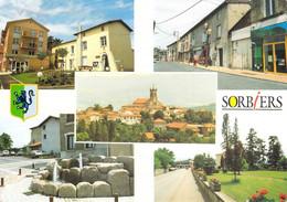 42 - Sorbiers - Multivues - Andere Gemeenten