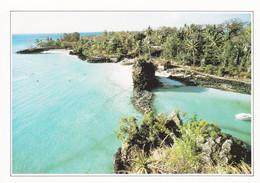 Comores Le Trou Du Prophete (carte écrite édition ATLAS) - Comoros