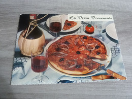 RECETTE PROVENCALE - LA PIZZA - EDITIONS LYNA - ANNEE 1969 - - Saint-Raphaël