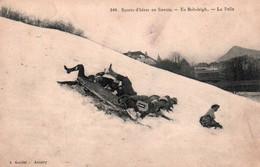 CPA - SPORTS D'Hiver En SAVOIE - En Bobsleigh La Pelle - Edition A.Gardet - Winter Sports