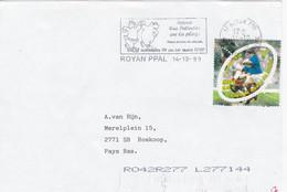 Royan Une Patinoire Sur La Plage - Publicidad