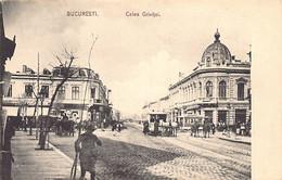 Romania - BUCURESTI - Calea Grivitei - Ed. Maier & Stern - Romania