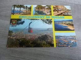 TOULON - MULTI-VUES - EDITIONS D'ART YVON - ANNEE 1990 - - Toulon
