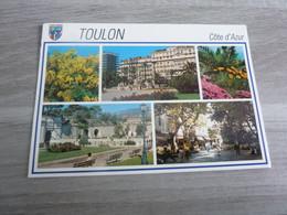 TOULON - MULTI-VUES - EDITIONS J.P.P.AZUR - ANNEE 1999 - - Toulon