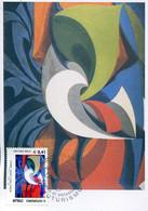 60002 Italia, Maximum 2003 Futurism Painting Of Giacomo Balla, Futurist Painting - Moderne