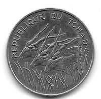 Tchad. 100 Francs 1990 (280) - Chad