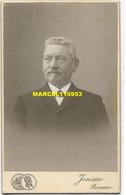Dondez Louis - Docteur En Médecine à Leuze-en-Hainaut - Herquegies 1844/ Leuze 1927 ( Photo CDV Jensen à Renaix ) - Personas Identificadas