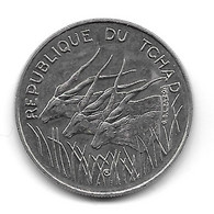 Tchad. 100 Francs 1990 (1062) - Chad