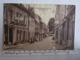 10] Aube > Nogent-sur-Seine La Rue Des Ponts Dans L'état Mauvaises état - Nogent-sur-Seine
