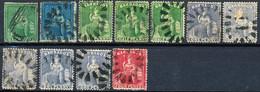 Stamps  Barbados 1852-70? Used Lot3 - Barbados (1966-...)