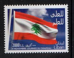 Lebanon 2015. Flag Day. MNH - Libanon