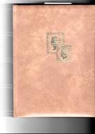 2 Albums à Bandes 16 Pages 30.5*23 En 9 Bandes Et Un 16 Pages 24.5*18.5 En 7 Bandes Double Intercalaire Cristal - Formato Grande, Fondo Negro