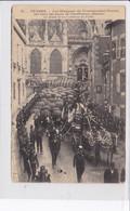 NEVERS  *  Les Obsèques Du Commandant Provot, Tué Sous Les Murs De Casablanca  -  CPA En Très Bon état - Nevers