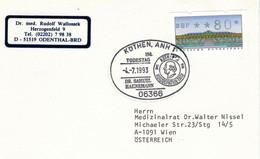 Christian Friedrich Samuel Hahnemann Deutscher Arzt Medizinischer Schriftsteller Und Übersetzer. Homöopathie-Tage Köthen - Medicine