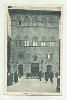 SIENA - PALAZZO TOLOMEI 1918 VIAGGIATA  FP - Siena