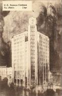 LIEGE - U. C. Bureaux Centraux, Rue Natalis - N'a Pas Circulé - Liege