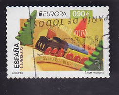 Espagne: Europa, Jouets Anciens. Petit Train En Bois YT  4678 - 2011-... Used