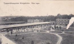 AK Königsbrück - Truppenübungsplatz - Altes Lager - Ca. 1910 (52470) - Königsbrück