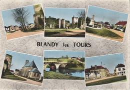 77 - BLANDY LES TOURS - Souvenir - Other Municipalities