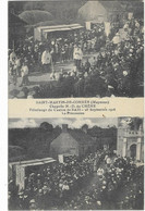 SAINT MARTIN De CONNEE: Chapelle N.D. Du Chêne - Pélerinage Du Canton De Bais - 28 Septembre 1916 - La Procession - Other Municipalities