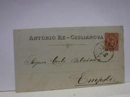 GIULIANOVA  -- CHIETI  --- ANTONIO RE - Chieti