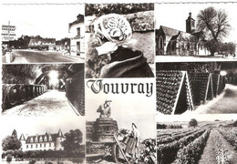 CPSM DE VOUVRAY - Vouvray