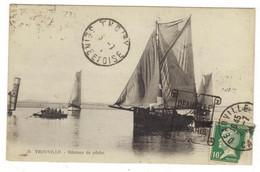 25 - TROUVILLE - Bateaux De Pêche - Trouville