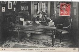 PARIS 75011 --Hopital Saint Antoine - Cabinet Du Directeur - Gesundheit, Krankenhäuser