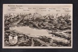 DR Bodensee Konstanz Mit Hakenkreuz - Oorlog 1939-45