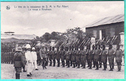 KINSHASA - LA FETE DE LA NAISSANCE DE S. M. LE ROI ALBERT - LA REVUE A KINSHASA - Ohne Zuordnung
