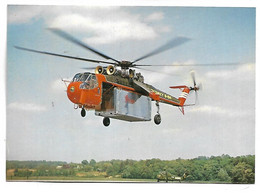 HELICOPTERE LE SIKORSKY S-64 - Hélicoptères
