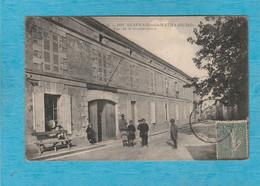 Beauvais-sous-Matha ( Charente-Maritime ). - Rue De La Gendarmerie. - Gendarmerie Nationale, Gendarme. - Otros Municipios