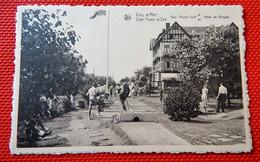 "DE  HAAN   -  COQ Sur MER  - Tom Thumb Golf En "" Hôtel De Bruges "" - De Haan"