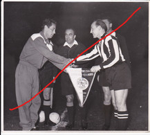 Coupe D`Europe 1959 Jeunesse Esch Real Madrid Luxemburg Luxembourg Zarraga Pascucci Football Sport - Deportes